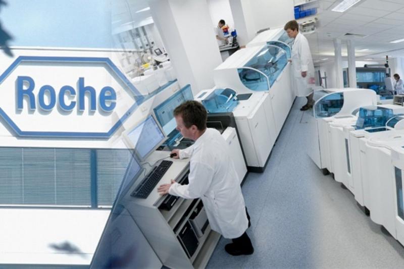 Roche là một trong những công ty chăm sóc sức khỏe hàng đầu thế giới