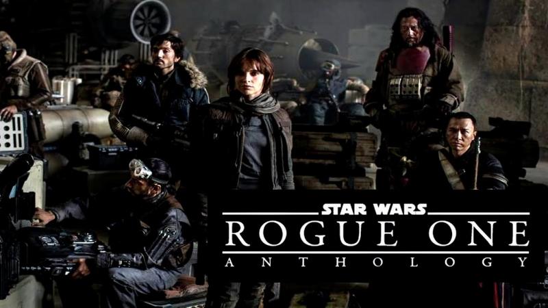 Rogue One là ngoại truyện của Star Wars
