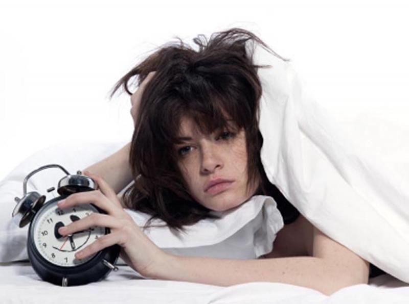 Phụ nữ thường bị mất ngủ trong thời kỳ mãn kinh