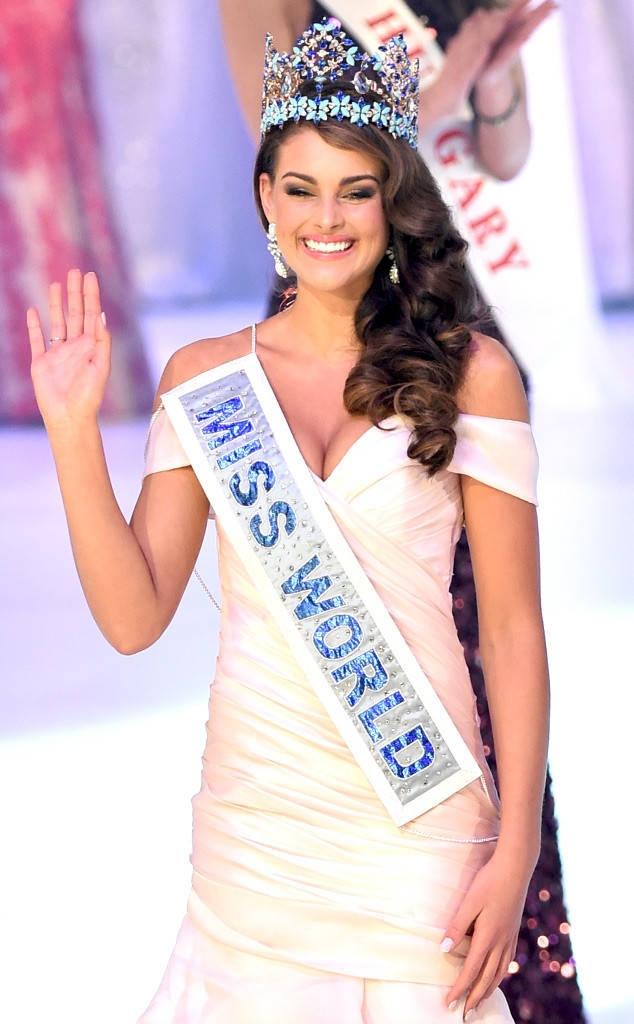 Rolene Strauss đăng quang Hoa hậu Thế giới 2014