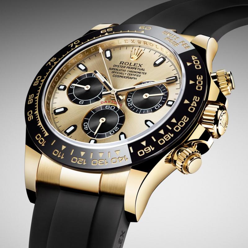 Một mẫu đồng hồ của Rolex