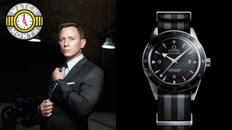 Đồng hồ Jame Bond Omega