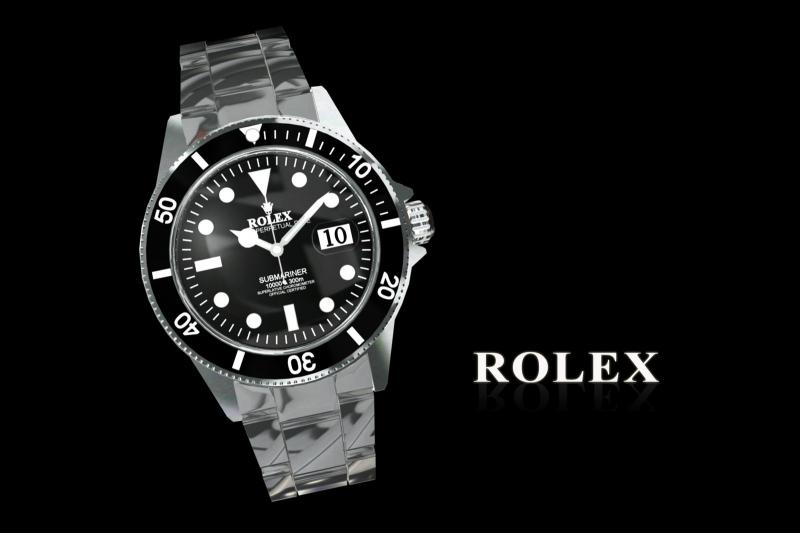 Đồng hồ Rolex được xếp hạng nhất về đồng hồ nổi tiếng thế giới