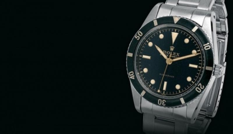 Chiếc đồng hồ Rolex Submariner phiên bản đầu tiên