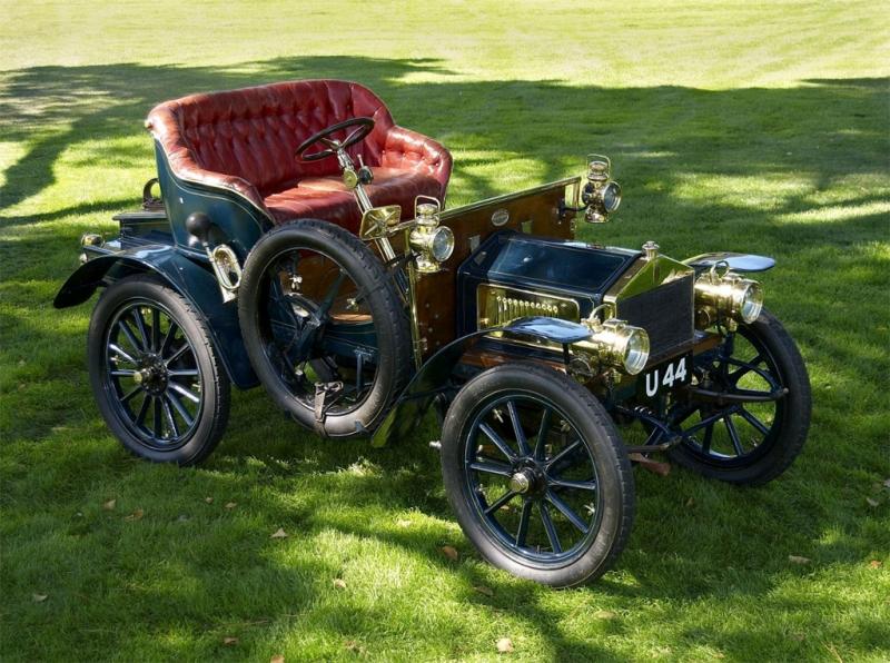 Xe Roll-Royce 10-HP 1904 có giá 7,25 triệu USD