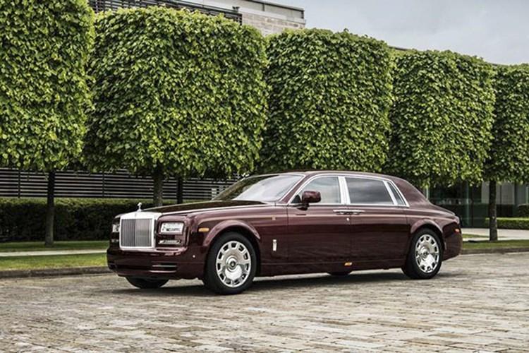 Rolls-Royce Phantom Hoà bình & Vinh quang