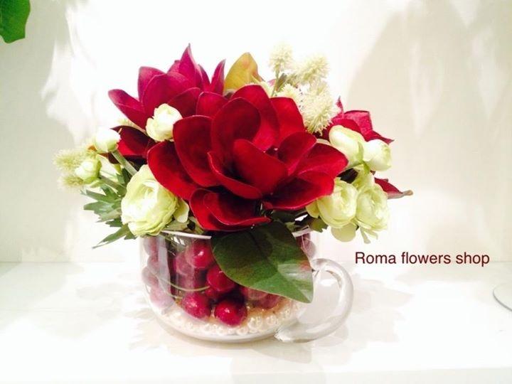 Hoa ở Roma Flowers Shop