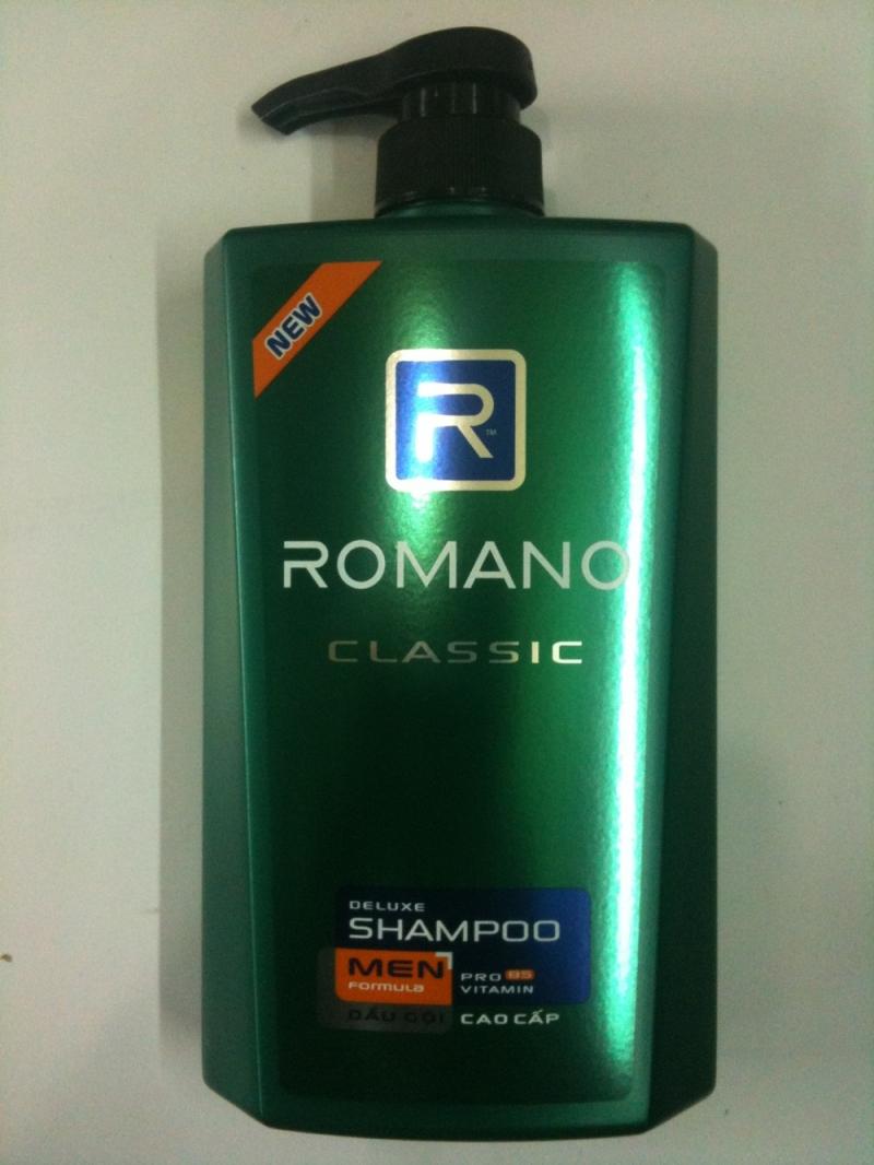 Romano mang tới cho phái mạnh sự lịch lãm, mạnh mẽ.