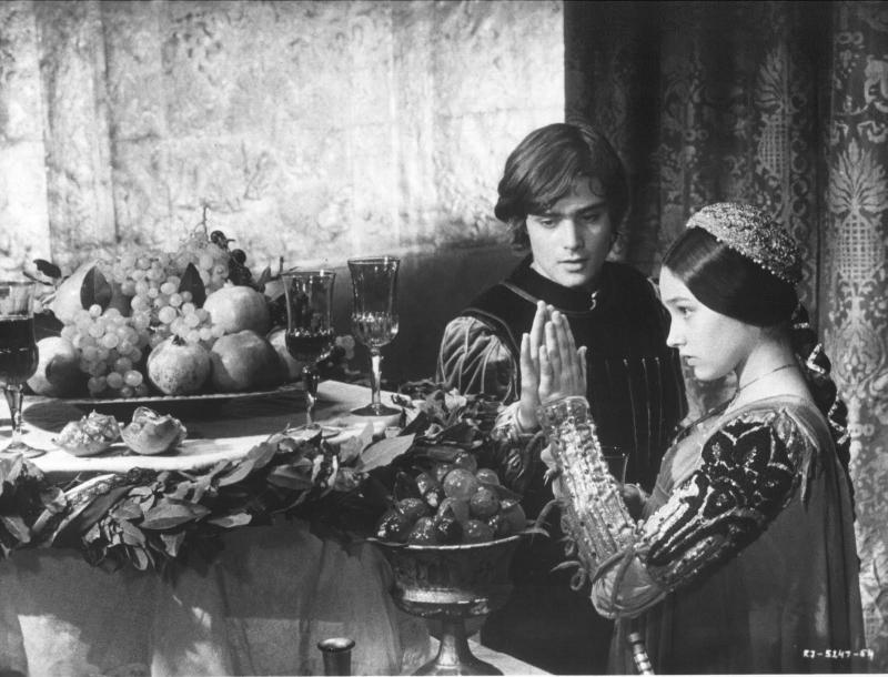 Tác phẩm Romeo and Juliet