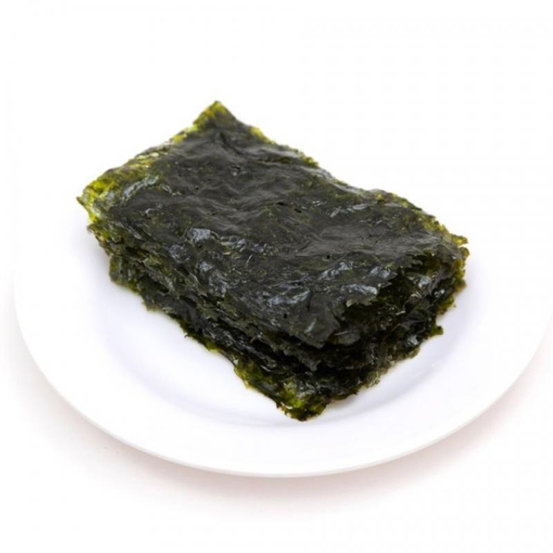 Rong biển sấy là món ăn hiệu quả với người đang giảm cân (Nguồn: Sưu tầm)