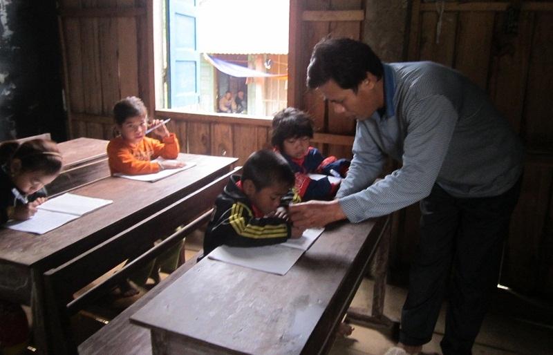 Chân thành, chính trực, ôn hòa và rộng lượng là đức tính cần có của giáo viên