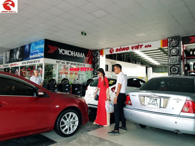 Rồng Việt ô tô