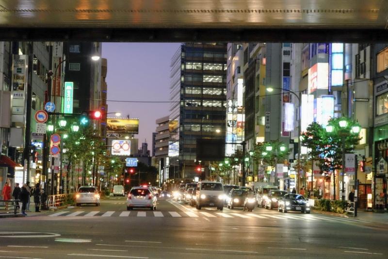Roppongi là tụ điểm ăn chơi, giải trí đặc biệt dành cho du khách nước ngoài