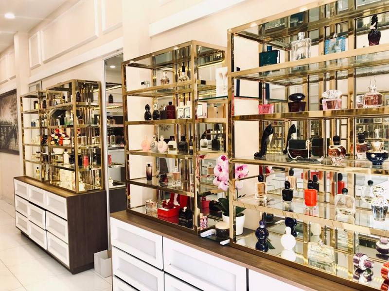 Rosa Perfume - Nước hoa chính hãng uy tín