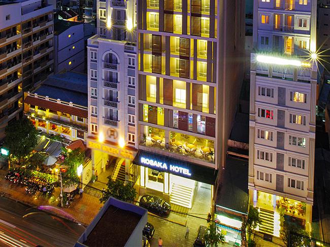khách sạn Rosaka