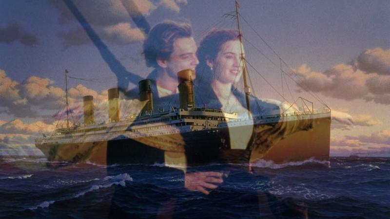 Rose DeWitt Bukater và Jack Dawson