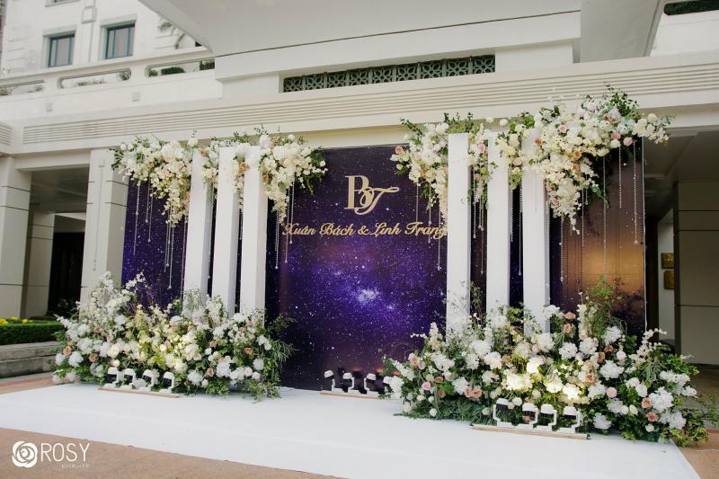 Rosy Wedding & Event