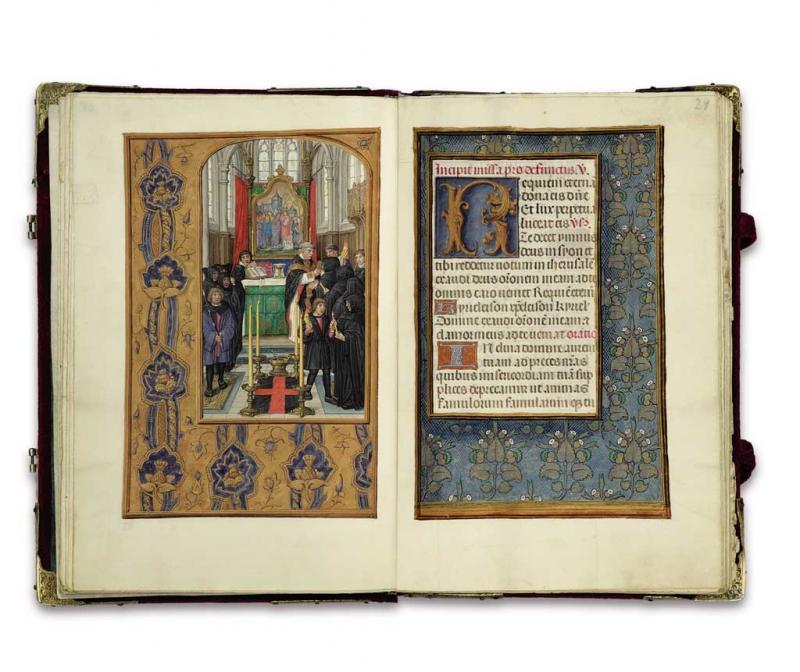 Rothschild Prayerbook - 13,9 triệu USD