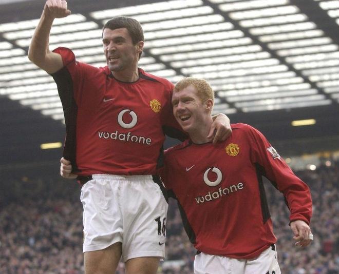 Roy Keane và Paul Scholes