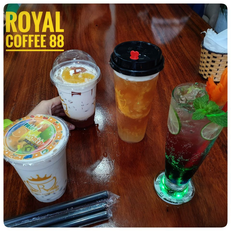 Royal coffee 88