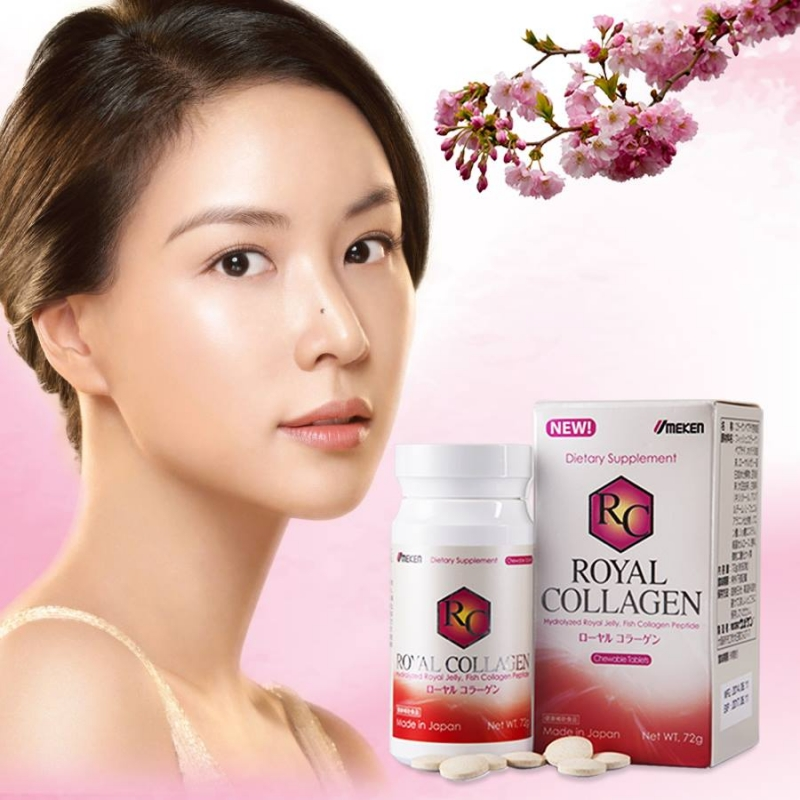 Viên uống Royal Collagen