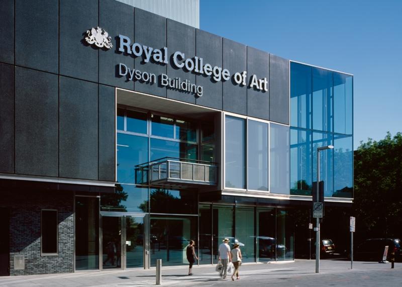Học viện Royal College of Art mang đến những chương trình học tiên tiến về thời trang