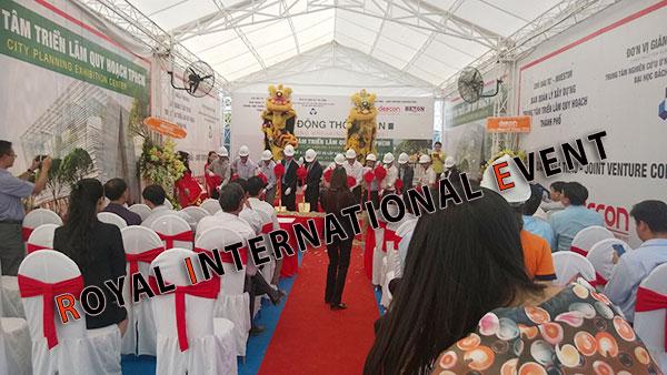 Tổ chức sự kiện Hoàng Gia (Royal Event)
