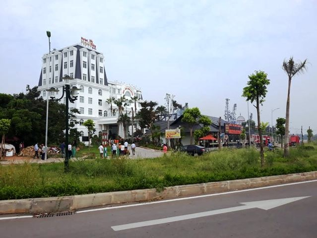 Royal Huy Hotel Vĩnh Phúc