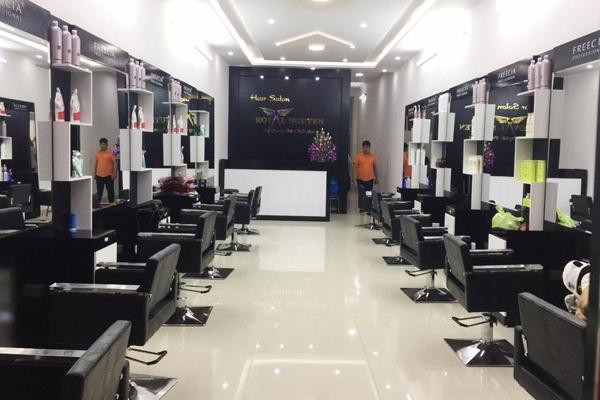 Royal Nguyễn Hairstylist
