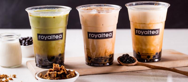 Với nguyên liệu an toàn, cùng công thức độc quyền, Royal Tea mang đến những li trà sữa thơm ngon đúng chuẩn hoàng gia