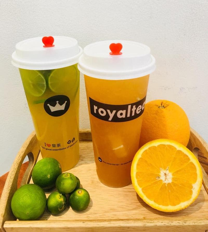 Royal Tea HongKong SaPa