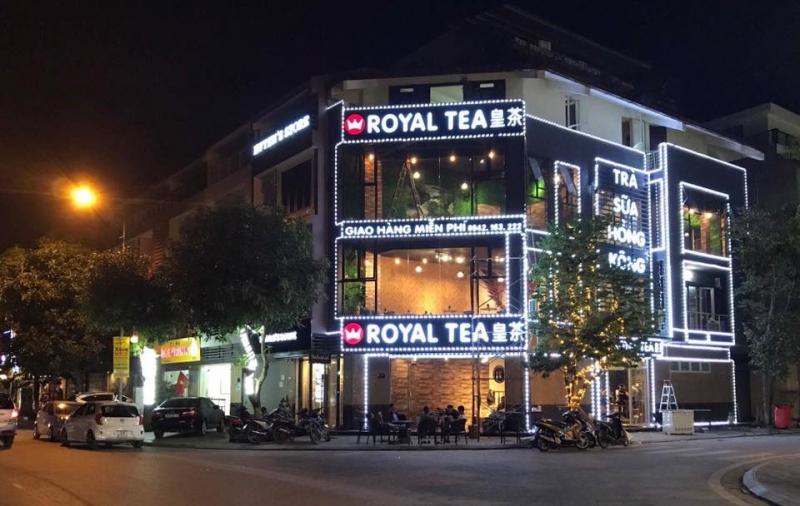 RoyalTea Lào Cai