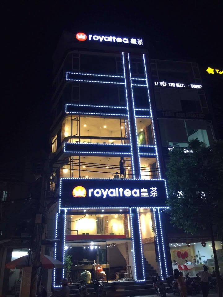 Royaltea Hồ Tùng Mậu
