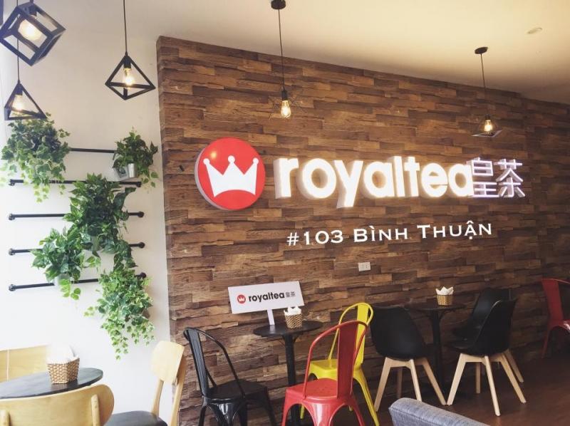 Royaltea Tuyên Quang