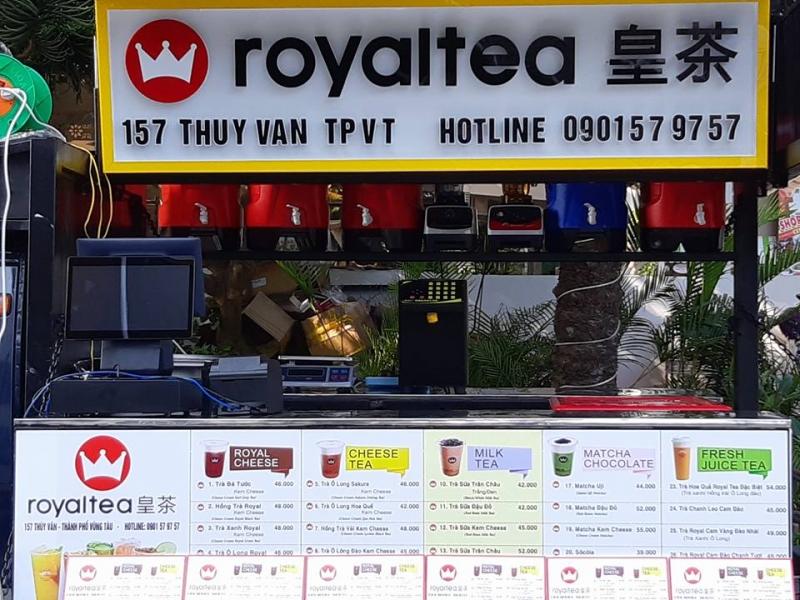 Royaltea Vũng Tàu