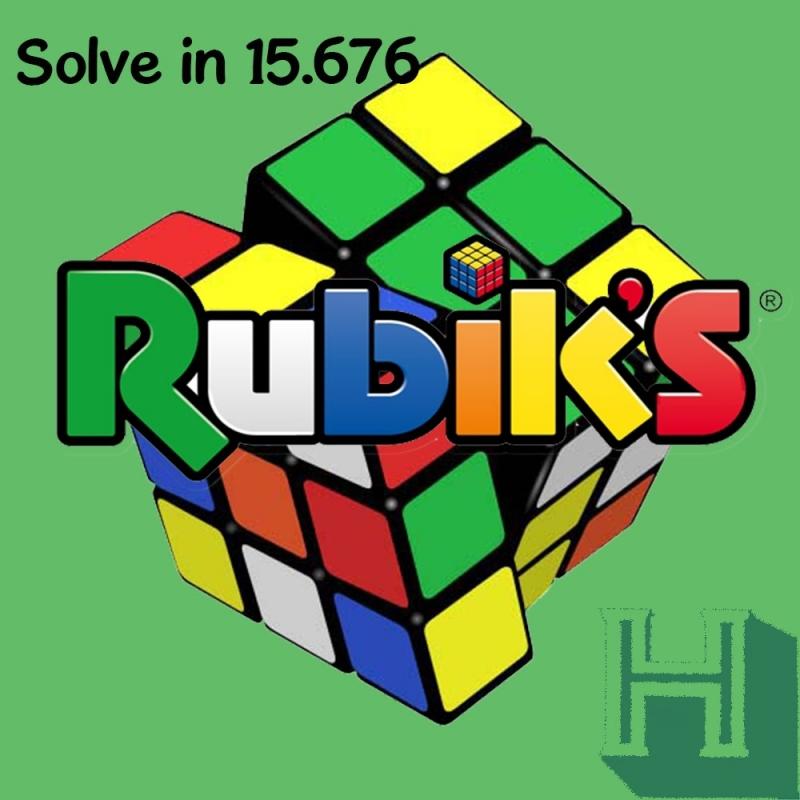 Hình ảnh khối Rubik