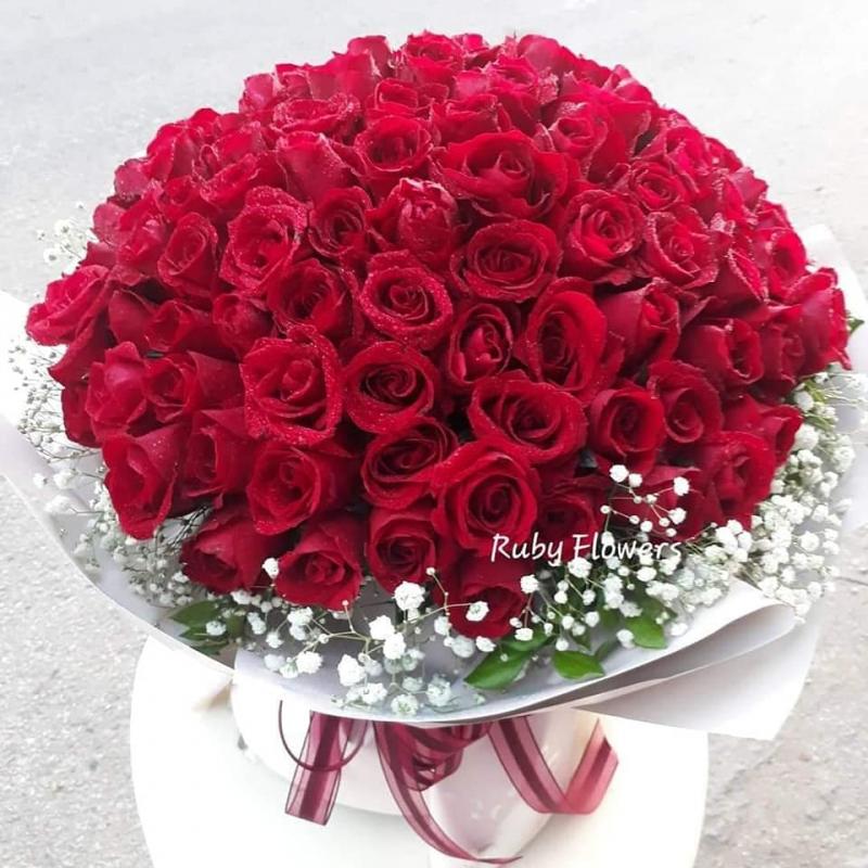 Ruby Flowers