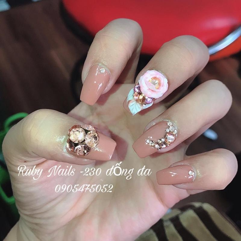 Ruby Nails - Tiệm làm nail đẹp và chất lượng nhất Đà Nẵng