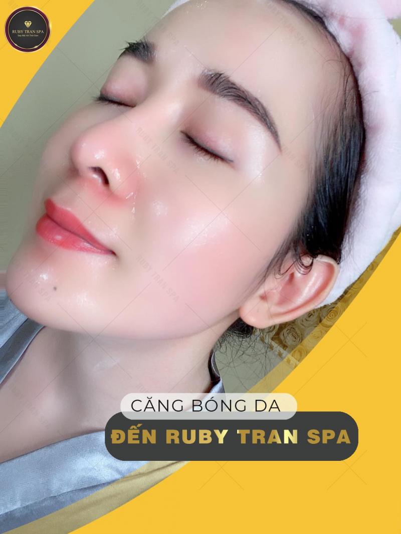 Ruby Tran Spa - Thẩm Mỹ Công Nghệ Cao
