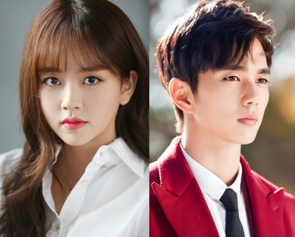 Kim So Hyun - Yoo Seung Ho
