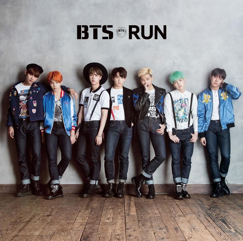 BST quay trở lại BXH với MV Run