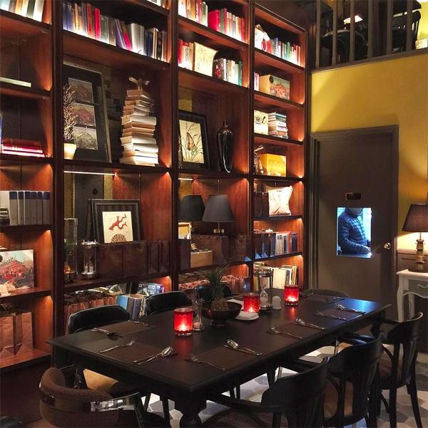Không gian của Runam cafe