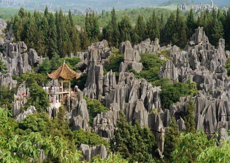 Rừng Đá - Vân Nam, Trung Quốc