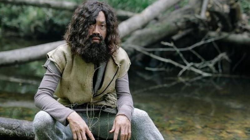 Hình ảnh người rừng trong phim Rừng Xanh Kỳ Lạ truyện