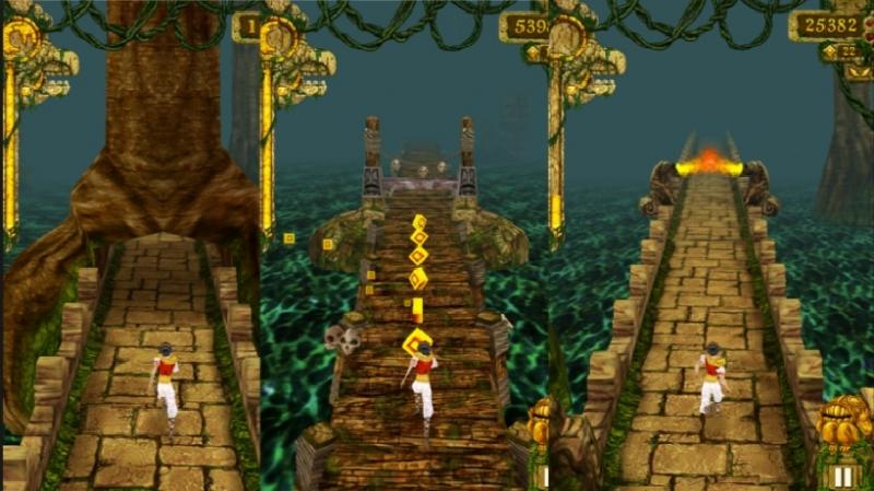 Game Temple Run