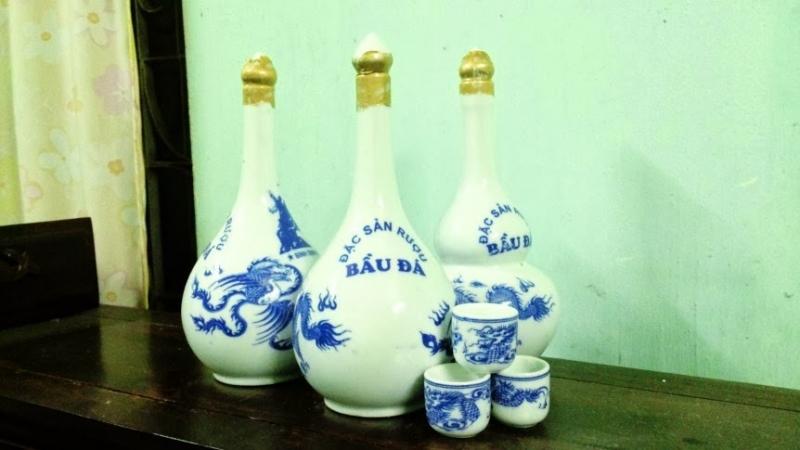 Rượu Bàu Đá là thương hiệu rượu truyền thống bắt nguồn từ vùng đất Bình Định