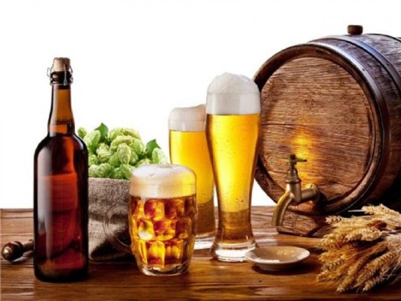 Rượu, bia, nước ngọt, đồ uống tốt cho sức khỏe
