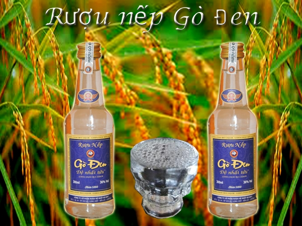 """Rượu đế Gò Đen là một trong những """"đệ nhất mỹ tửu"""" của mảnh đất Việt"""