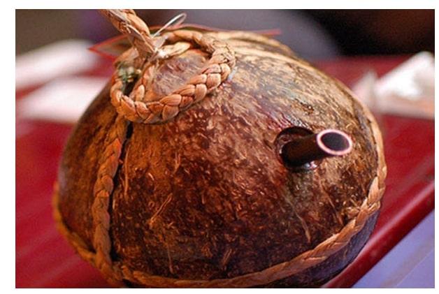 Rượu dừa tiên tửu Ngọc Hoa