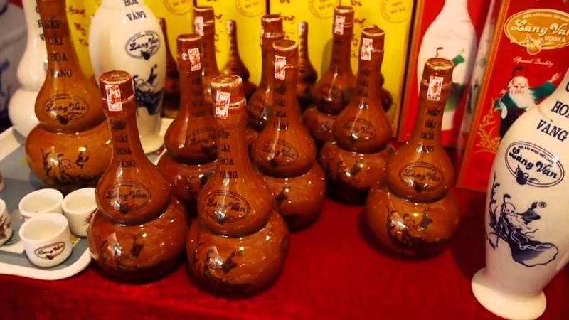 Rượu làng Vân là thương hiệu rượu truyền thống nổi tiếng